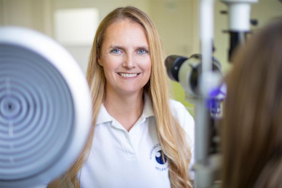 Augenärzte im Zentrum Heilbronn - Dr. Eva Sell