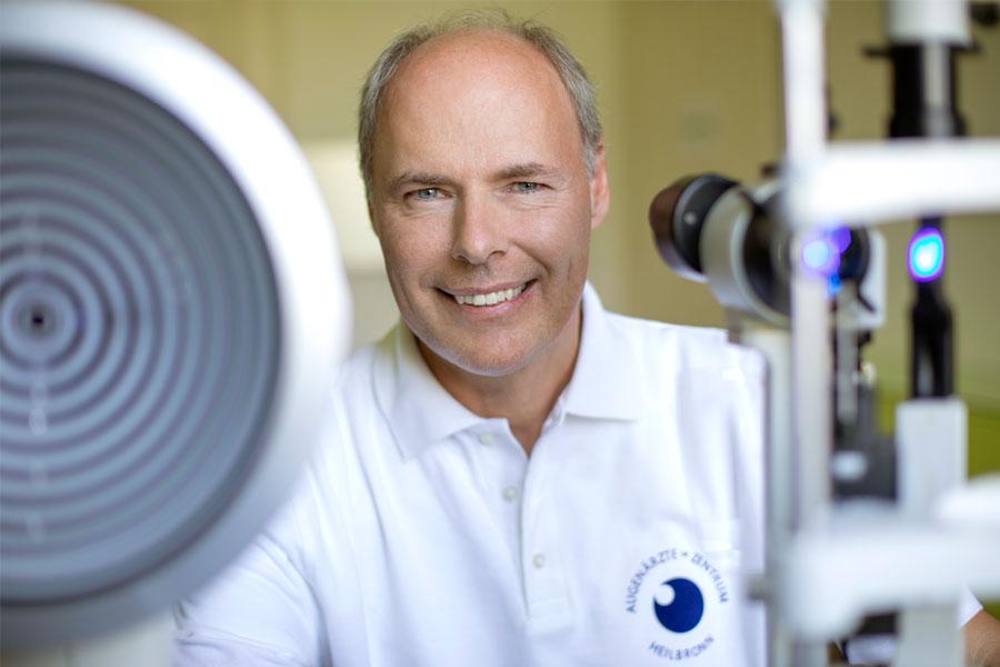 Augenärzte im Zentrum Heilbronn - Dr. Frank Sell